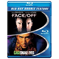 Face Off / Snake Eyes [Blu-ray]