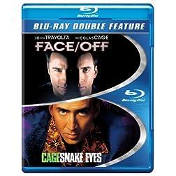 Face Off / Snake Eyes [Blu-ray]