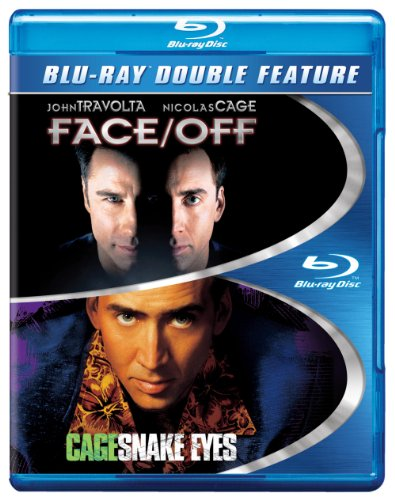 Face off/Snake Eyes (DVD) (DBFE) [Blu-ray]