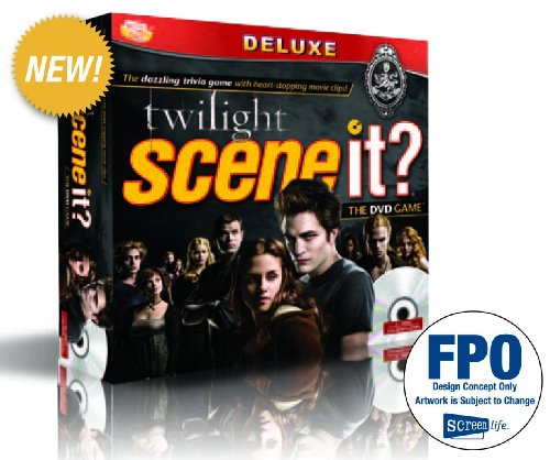 Scene It? Twilight Deluxe Edition - 1