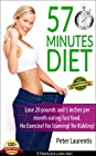 57 Minutes Diet, Volumes 1 & 2 (English Edition)