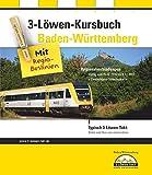 Kursbuch Baden-Württemberg 2017: Regionalverbindungen und Regio-Buslinien