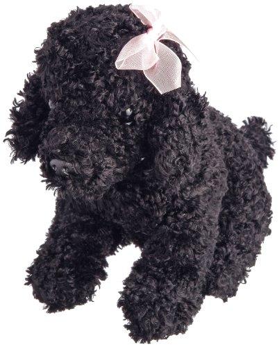 ベストエバー Puppy Passion Black Poodle L 23cm