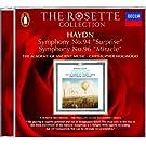 Haydn: Symphonies Nos.96 & 94