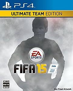 FIFA 15 ULTIMATE TEAM EDITION (2014年秋発売予定) (レオ・メッシ スチールブックケース、Ultimate Team:40ゴールドパックス ダウンロードコード、ゴールセレブレーション3種 ダウンロードコード、adidas オールスターチーム ダウンロードコード、歴代キット ダウンロードコード、adidas プレデターシューズ ダウンロードコード、メッシ FUT 5試合レンタル ダウンロードコード 同梱)