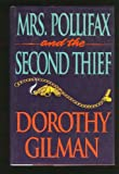 Mrs. Pollifax and the Second Thief (0385471092) by Gilman, Dorothy