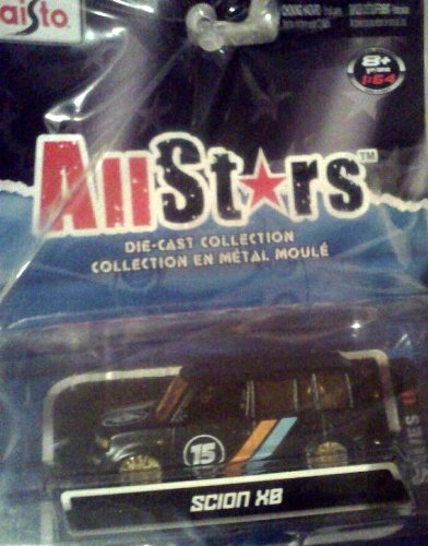 Maisto All Stars SCION xB Diecast Collectible 1/64 Car - 1