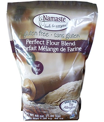 namaste bread machine recipe