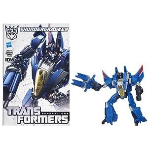 Transformers Generations Deluxe Class Thundercracker Action Figure