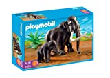 Playmobil 5105 Woolly Mammoth with Baby