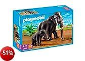 Playmobil 5105 - Mammut con cucciolo
