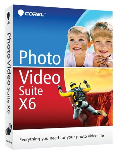 Corel Photo Video Suite X6 (Corel Photo Suite compare prices)
