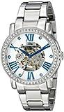 Stuhrling Original Women's 629.01 Legacy Analog Display Automatic Self Wind Silver Watch