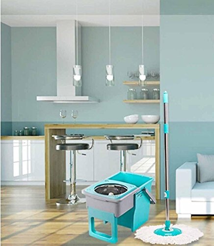 stylish-drawer-spin-mop-double-driver-hand-dry-folded-mop-bucket