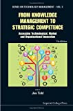 From Knowledge Management to Strategic Competence : Assessing Technological, Market and Organisational Innovation (Series on Technology Management)