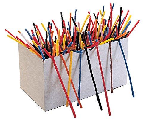chenille-kraft-085875-creativity-street-super-stem-multi-purpose-wire-pipe-cleaner-3-8-x-12-size-ass