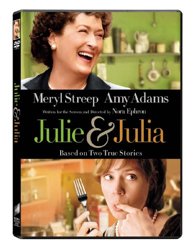Julie and Julia [DVD] [2010]