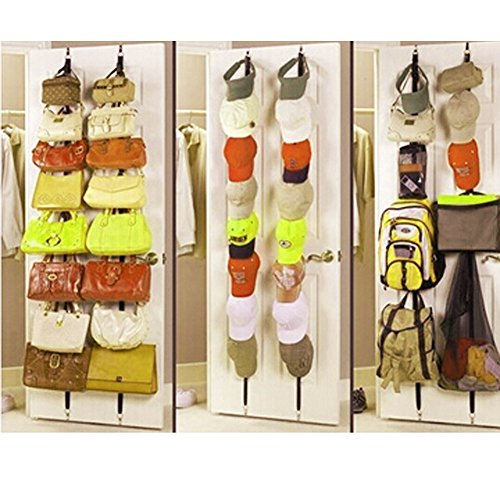 inhdbox handtaschengarderobe 16 taschenhalter taschenorganizer garderobe taschen. Black Bedroom Furniture Sets. Home Design Ideas