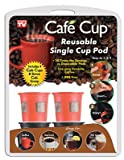 Spark Innovators CC-MC12 Caf Cup Single-Serve Coffee Pod, As Seen on TV