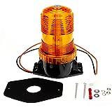 Encell Amber 30 LED Strobe Flashing Warning Light