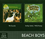 The Beach Boys Pet Sounds (Mono)/Smiley Smile/Wild Honey [Slipcase Version]