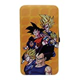 Great Eastern Entertainment Dragon Ball Z - Goku & Vegeta Hinge Wallet