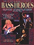 img - for Bass Heroes by Mulhern, Tom (1992) Paperback book / textbook / text book