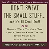 img - for Don't Sweat the Small Stuff, and It's All Small Stuff book / textbook / text book