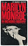 img - for Marilyn Monroe: An Uncensored Biography book / textbook / text book