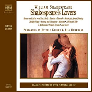 Shakespeare's Lovers (Unabridged Selections) | Livre audio