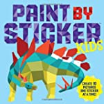 Paint by Sticker Kids: Create 10 Pict...
