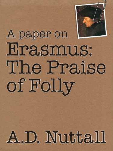 erasmus-the-praise-of-folly-english-edition