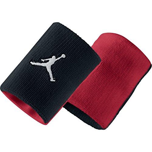 Nike Jordan Jumpman Polsino - Multicolore (Nero/Gym Red/Bianco) - Taglia Unica