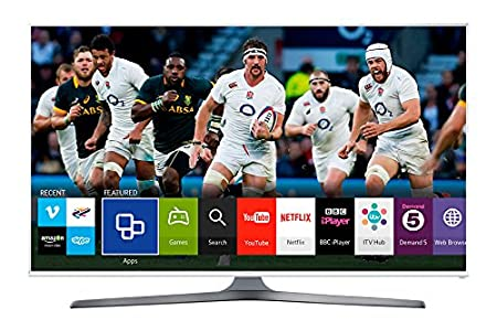 Samsung 48 INCH Full HD LED TV 400 PQI SMART (Quad Core) WiFi Mirror/ App Casting - White