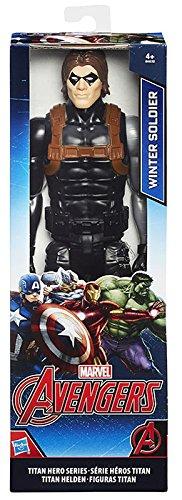 Avengers B6661EU40 - Figurina Avengers Titan Personaggio, 30 cm 2016
