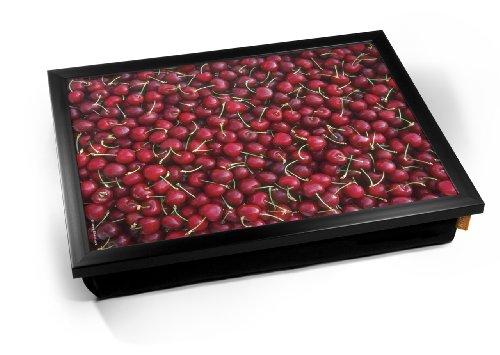 Cherries Cherry Fruit Cushion