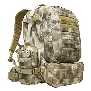 Condor 3 Day Assault Pack ( (A-Tacs, 3038-Cubic Inch)