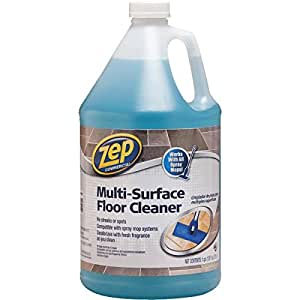 zep multi surface floor cleaner gal 2pack