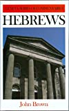 Hebrews (Geneva Series)