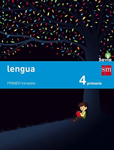 Lengua. 4 Primaria. Savia