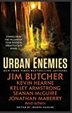 img - for Urban Enemies book / textbook / text book