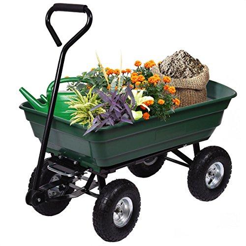 garden-dump-cart-660-lb-steel-frame-lawn-yard-wagon-barrow-trolley
