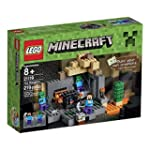 LEGO Minecraft 21119 the Dungeon Buil...