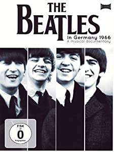 The Beatles - In Germany 1966