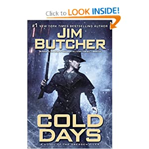 Dresden Files 1-14 and Extra - Jim Butcher