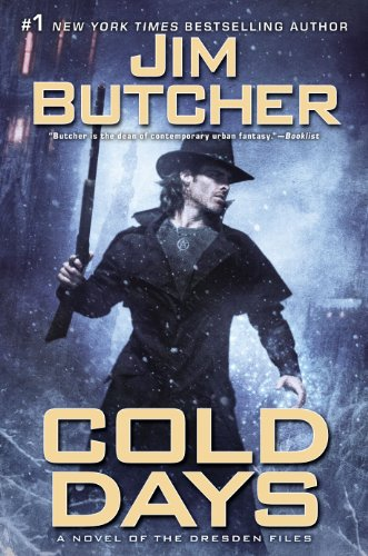 'Jim Butcher' Releases the Next Dresden Files Novel 'Cold Days'