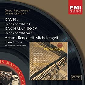 Piano Concerto No. 4 in G minor Op. 40 (1999 Digital Remaster): I. Allegro vivace
