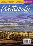 Watercolor Artist (1-year) [Print + Kindle]