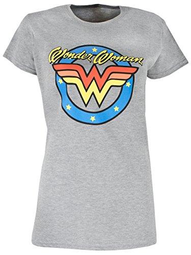 Retro Wonder Woman Tee Shirt - S to XXL