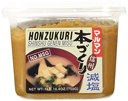 Honzokuri Low Salt Miso 26.4 Oz (Miso Salt compare prices)